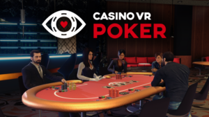 CasinoVR Poker