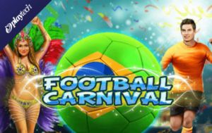 football-carnival-playtech-slot-game-logo